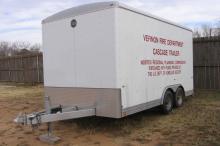 2004 Wells Cargo Regional Cascade Trailer